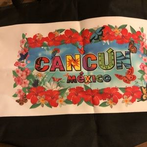 Tote Bag from Cancun, Mexico